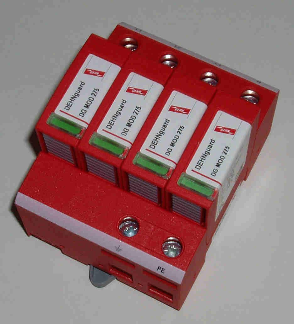 Überspannungsableiter DEHNguard® M DG M TNS 275 952400